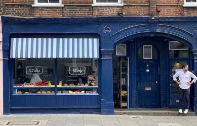 Trullo opens a deli next door to their Islington restaurant