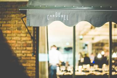 Residency restaurant Carousel moves to Fitzrovia, and adds a wine bar