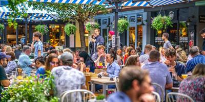 14 streets, 30 world cuisines, one place: Carnaby