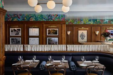 La Brasseria head to Notting Hill with their Italian luxe trattoria