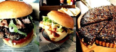 Burgers and chicken for concert-goers as Bonfire burger bar comes to Barbican