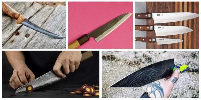 The best British knives for chefs and home cooks
