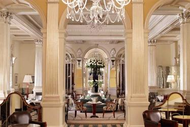 Claridge's hotel reopens to put up NHS workers during the Covid-19 crisis