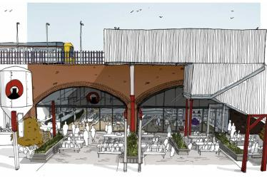 Big changes are coming to Camden Town Brewery including a new restaurant