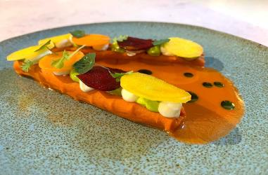 Test Driving Indulge - fine dining at home without the fuss