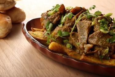 Andi Oliver's Wadadli Kitchen and Roadside land in Hackney