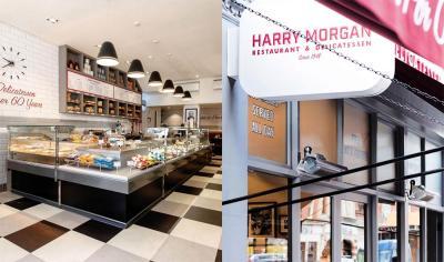 Harry Morgan in St John's Wood is closing down