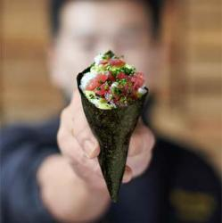 Sushi cones and more as Yoobi opens London's first temakeria in Soho