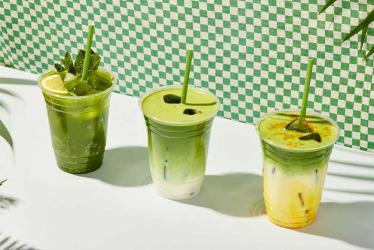 New Spitalfields matcha bar Jenki will serve Flat Greens by day and cocktails by night