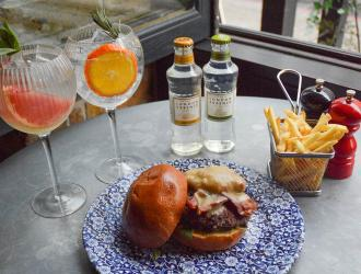 Haché are bringing their Gin Wednesdays home (and throwing in the glasses)
