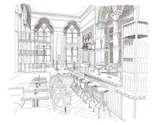 First look at Marcus Wareing's St Pancras brasserie and menu