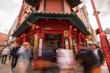 New China rises from the ashes to reopen in Chinatown