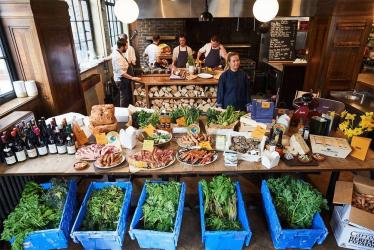 Brat in Shoreditch converts to a farm, grill and wine shop