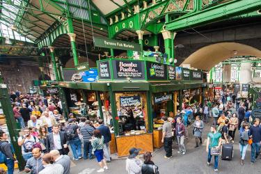 Borough Market has launched an online grocery delivery service - updated