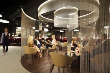 Delta and Virgin launch a first class lounge for everyone at the O2