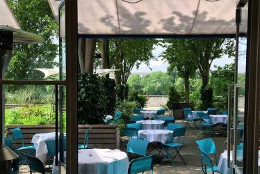 The River Cafe expands, stealth-launching Sylvia's, a brand new restaurant