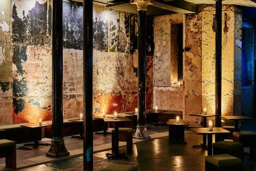 Frank and Jackson Boxer launch Below Stone Nest, a dive bar on Shaftesbury Avenue
