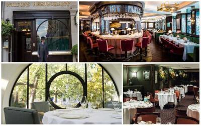 Test of time - London restaurants celebrating milestone birthdays