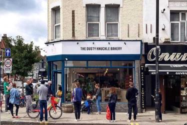 The Dusty Knuckle are opening a bakery and pizza restaurant on Green Lanes
