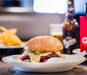 Byron launches MO burger for this year's Movember