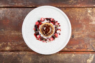Only Food and Courses is a 80s/90s-inspired new opening at Pop Brixton