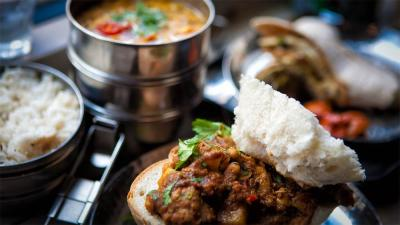 Mowgli are bringing their Indian street food to London