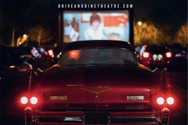 Tom Kerridge is bringing his Drive & Dine Theatre to London this summer