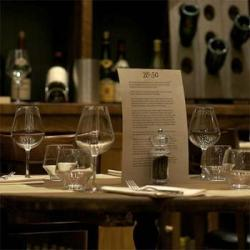 Texture's Agnar Sverrisson and Xavier Rousset to open second 28-50 wine bar in Marylebone this June