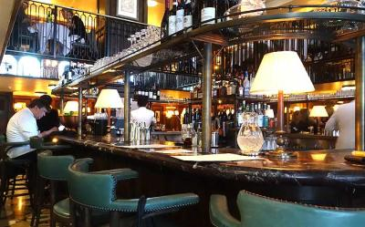 Test Driving Cafe Monico - Rowley Leigh's return to brasserie life