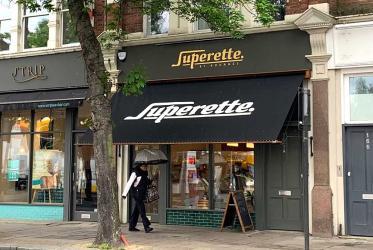 Superette, a next-level deli, opens on Islington's Upper Street