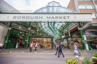 Borough Market to start trading on Sundays
