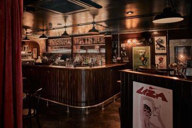 Test Driving the new Joe's Bar and menu at Joe Allen - theatreland's great bargain treat
