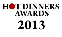 Best of the year - the Hot Dinners 2013 Awards