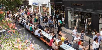 Carnaby Street Eat festival will be first time to try Darjeeling Express food