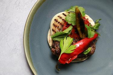 The Palomar launch a DIY Mesahane Kebab kit