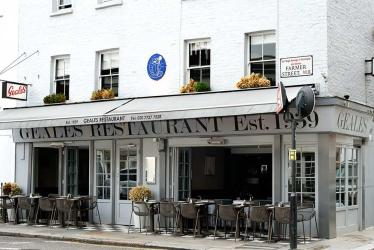 Geales in Notting Hill is the pandemic's latest restaurant victim