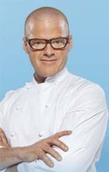 Win Heston Blumenthal as a mentor and have your food served on BA
