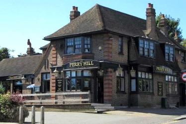 The Perry Hill Pub gets a new lease of life in Catford