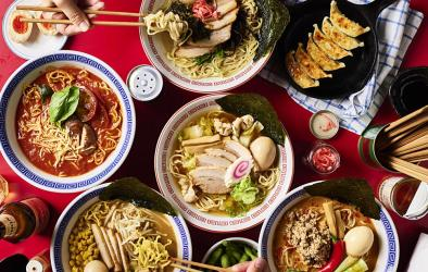 Japan Centre is launching ramen restaurant Heddon Yokocho