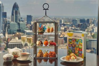 Have an afternoon tea with a difference for Afternoon Tea Week