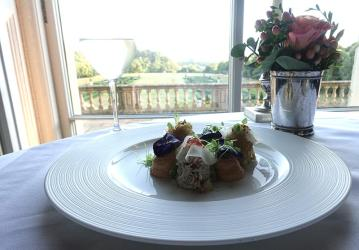 Checking into Cliveden House and Test Driving Andre Garrett's restaurant