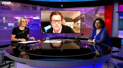 Newsnight segment sparks discussion over restaurant critic diversity
