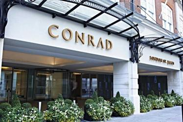Harwood Arms chef Sally Abé joins Conrad London St James as Consultant Chef