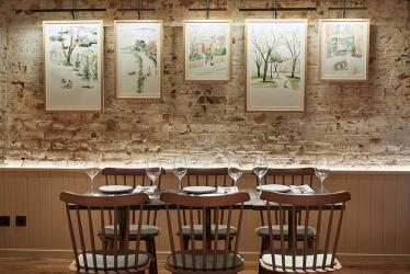 The Silver Birch brings British cuisine and an chef with an impressive CV to Chiswick