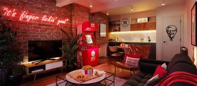A KFC-themed hotel suite is coming to Shoreditch