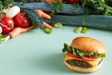 Shake Shack release their Vegan ShackBurger in London