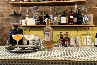 Test Driving Ever After - a neighbourhood bar that just happens to be in Shoreditch
