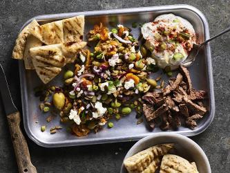 Smashing Plates brings Greek street food to London Bridge
