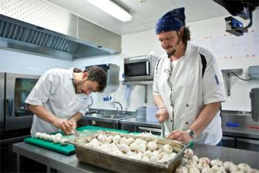 Critics cook for chefs in Action Against Hunger's 2012