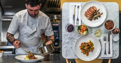 Mark Jarvis takes charge of the food at Liv in Belgravia